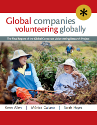 Global Companies Volunteering Globally Report