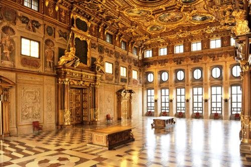 Augsburg: Goldener Saal im Rathaus