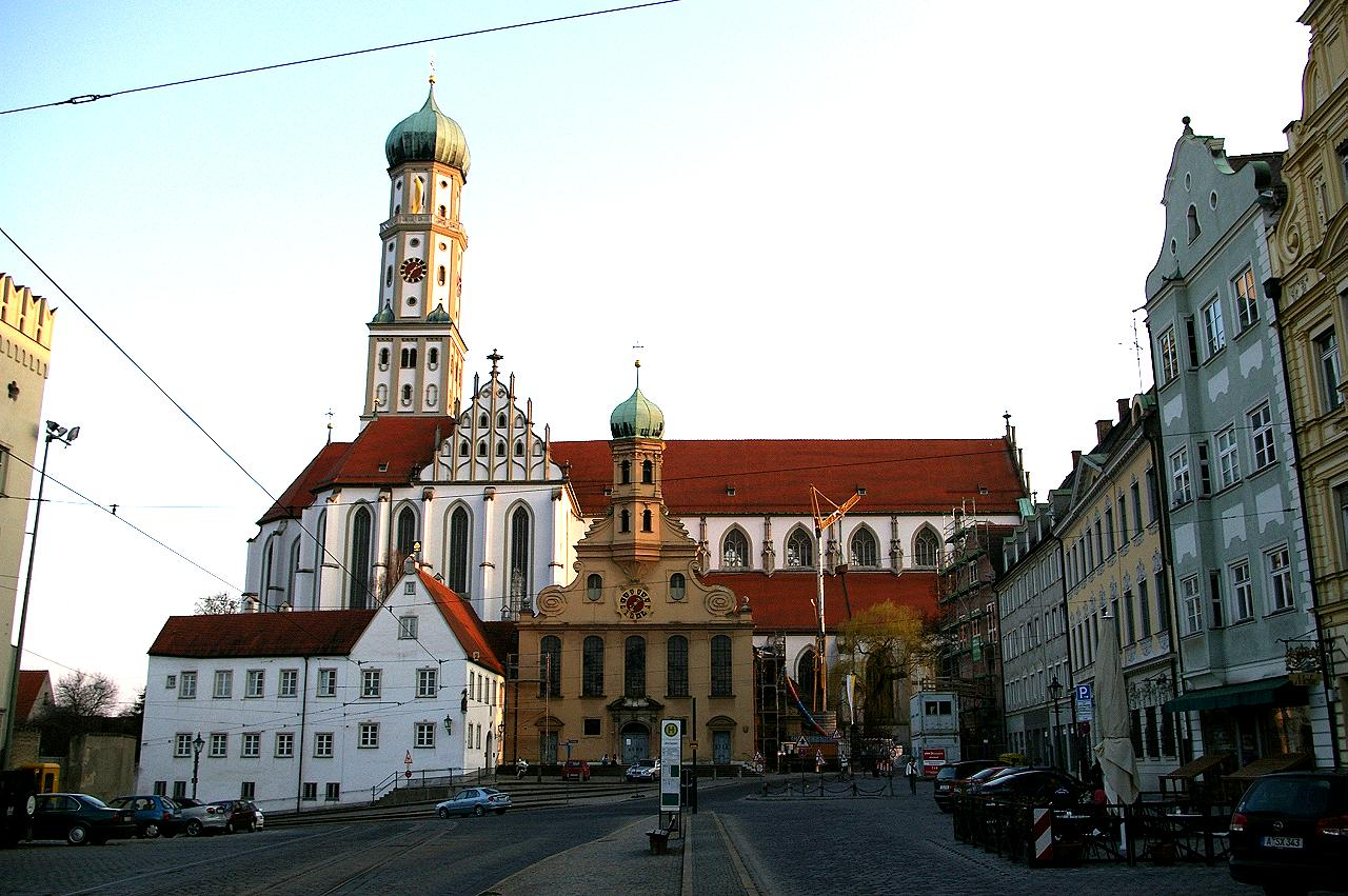 St. Ulrich's churches