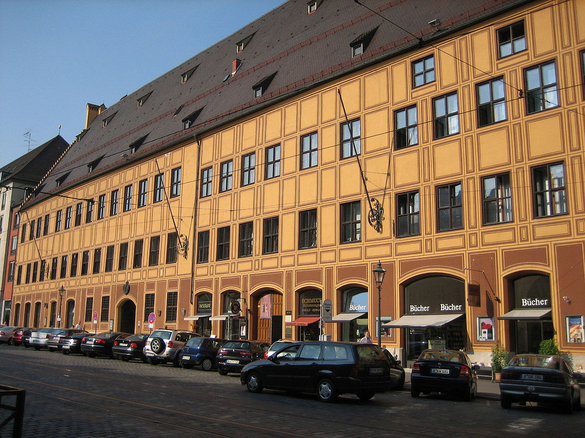 fugger city palace